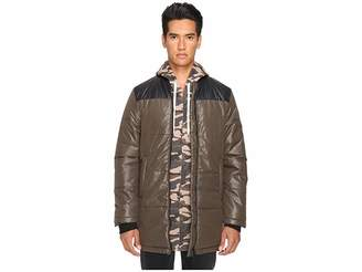 Pyer Moss Down Bomber Men's Coat