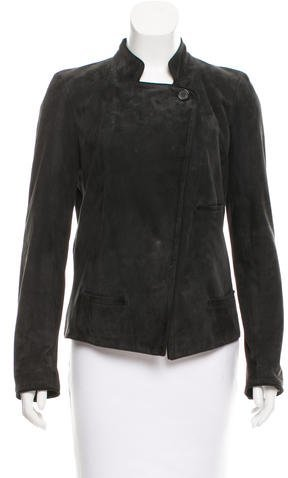 Chloé  Chloé Suede Lightweight Jacket