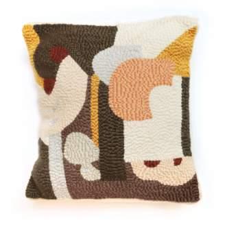 Loeffler Randall Rose Pearlman Hooked Pillow