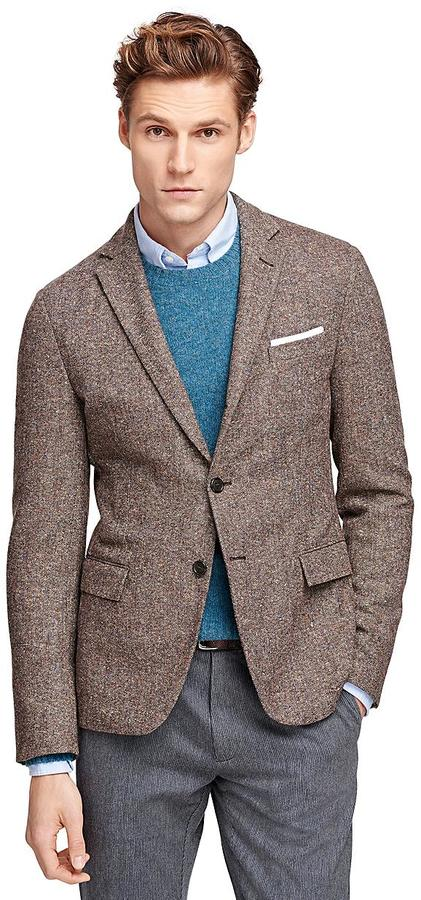 Brooks Brothers Donegal Sport Coat