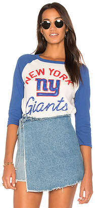 Junk Food Giants Raglan in Blue $46 thestylecure.com