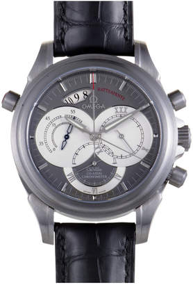 Omega De Ville Chronoscope Co-Axial Rattrapante Men's Watch