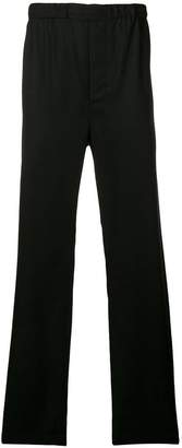 Lemaire dropped crotch relaxed trousers