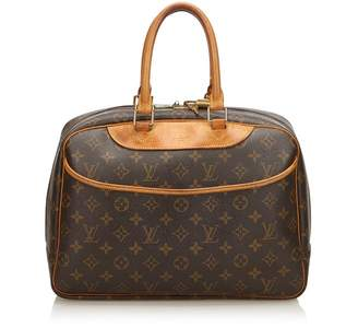 Louis Vuitton Vintage Monogram Deauville