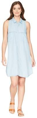 BB Dakota Brantley Chambray Shirtdress Women's Dress