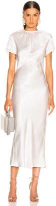 Georgia Alice GEORGIA ALICE Tee Dress in White | FWRD