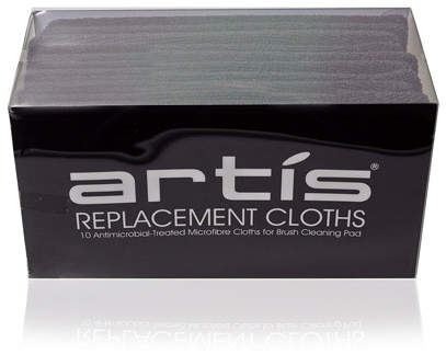 Artis Cleaning Pad Replacement Cloths, 10 Pack
