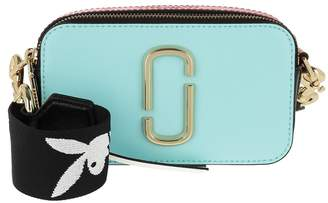 Marc Jacobs Snapshot Small Camera Bag Turquoise