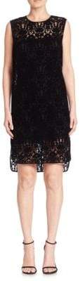 DKNY Lace Shift Dress