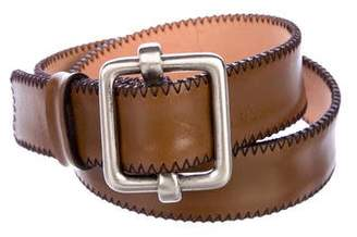 Aquilano Rimondi Aquilano.Rimondi Leather Buckle Belt