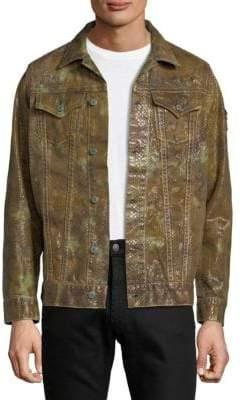 Moto Cotton Jacket