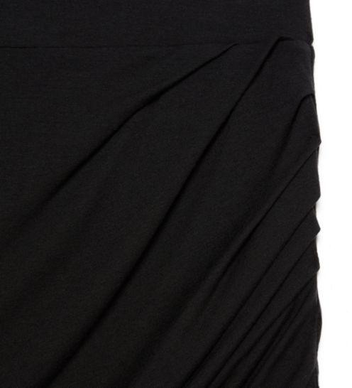 Helmut Lang Nova Jersey Skirt