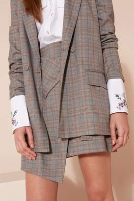 THE FIFTH CITY SOUNDS BLAZER grey check
