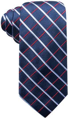 Club Room Men Fenrow Classic Check Silk Tie