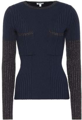 Kenzo Ribbed wool-blend sweater