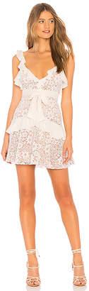 For Love & Lemons X REVOLVE Lace Mini Dress