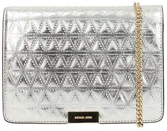 Michael Kors Jade Medium Leather Cross-body Bag