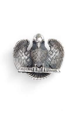 Konstantino Heonos Two-Tone Eagle Pendant