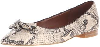 Cole Haan Women's Alice Bow Skimmer Pointed Toe Flat