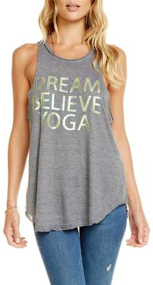 Chaser Dream Believe Yoga