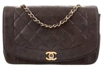 Chanel Vintage Diana Single Flap Bag