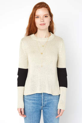 RD Style Cut Out Sleeve Pullover