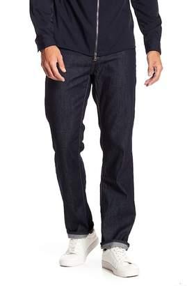 Volcom Solver Rigid Straight Leg Modern Fit Jeans