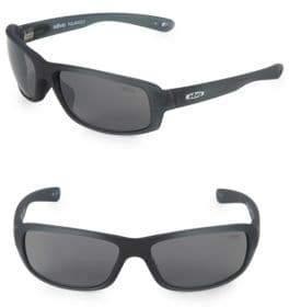 Revo Converge 62MM Rectangular Sunglasses