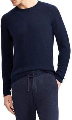 Ralph Lauren Purple Label Textured Cashmere Pullover