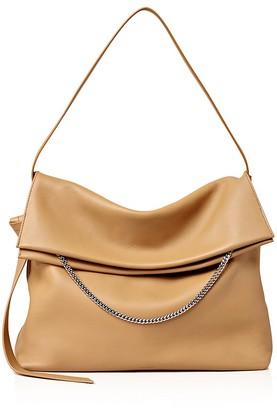 ALLSAINTS Large Lafayette Shoulder Bag $378 thestylecure.com