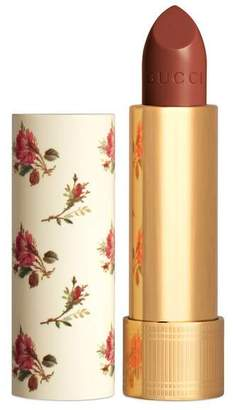Gucci 203 Mildred Rosewood Rouge a Levres Voile Lipstick