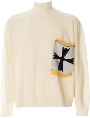 Riccardo Comi Patch Pocket Sweater