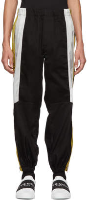 Givenchy Black Combat Trousers