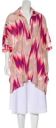 Missoni Mare Oversize Ikat Print Cover-Up
