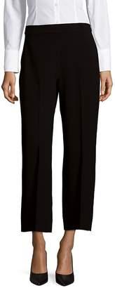 Rebecca Taylor Women's Crop Crepe Pants