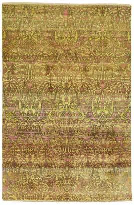 """Alchemy Wool Rug - 4'1""""x6'3"""""""