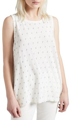 Women's Current/elliott The Muscle Tee $118 thestylecure.com