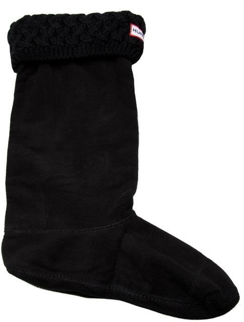 Hunter Basketweave Welly Sock
