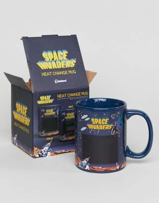 Paladone Space Invaders Heat Change Mug