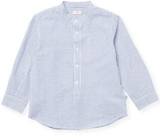 Il Gufo Pinstripe Shirt