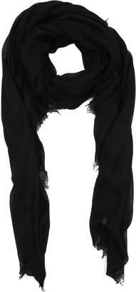 Rick Owens Cashmere Oversized Scarf