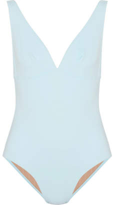 Three Graces London - Rebecca Swimsuit - Sky blue