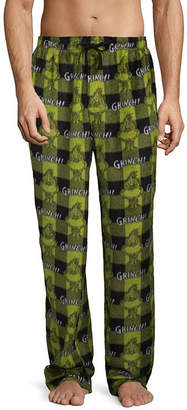 Asstd National Brand The Grinch Fleece Pajama Pants