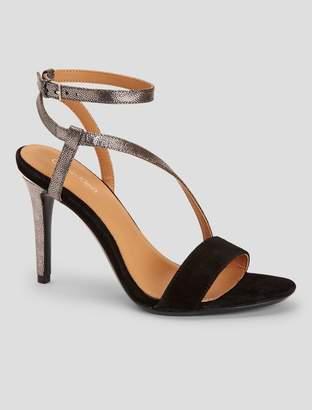 Calvin Klein nyssa heel sandal