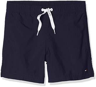 Tommy Hilfiger Boy's Medium Drawstring Swim Shorts,(Manufacturer Size: 6-7)