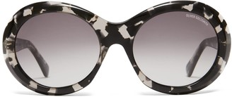 Oliver Goldsmith Sunglasses Audrey 1963 Black Tortoiseshell