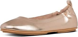 FitFlop Allegro Metallic Ballet Flats