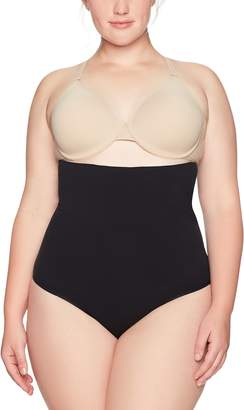 Yummie by Heather Thomson by Heather Thompson Women's Danielle In Shapes Seamless Shaping High Waist Shaping Thong