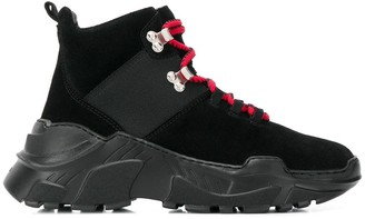 Sonia Rykiel desert ankle boots