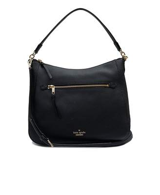 Kate Spade Jackson Street Quincy Leather Hobo Bag